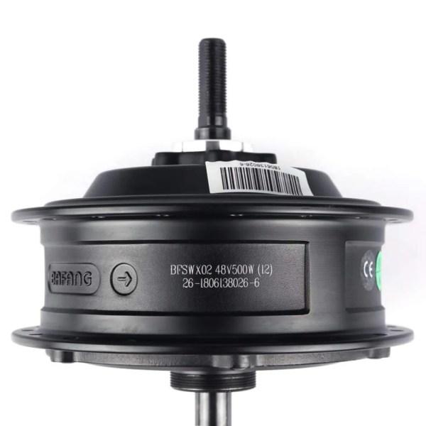 Bafang Brushless Gear Rear Hub Motor