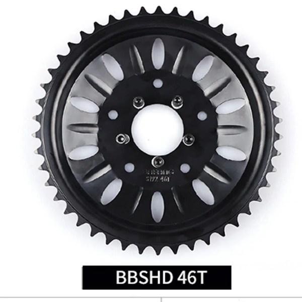 Chainwheel for Bafang BBSHD