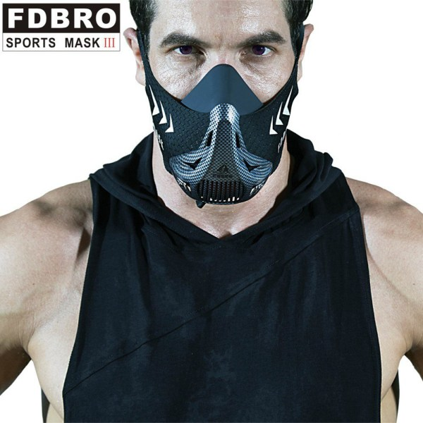 FDBRO 3.0 High Altitude Elevation Simulation Sport Mask