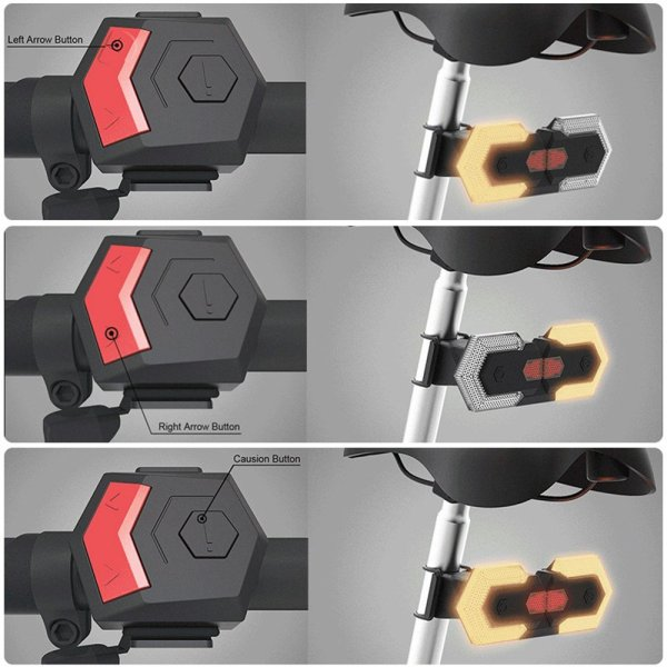 Wireless Control Turning Light Indicator
