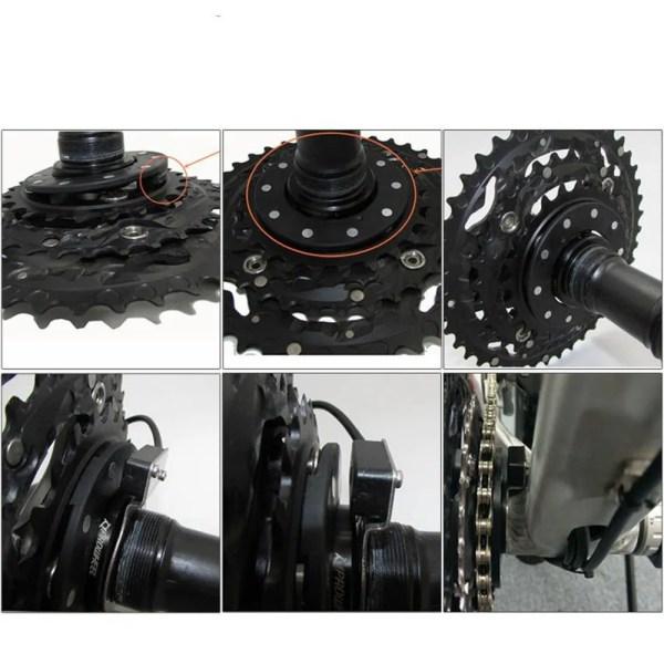 Electric Bicycle BZ-10C PAS System Pedal Assistant Sensor