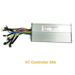 Ebike Controller 48V 30A 12 Mosfets KT Controller Electric Bike Kit Controller