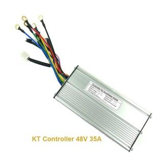 12 Mosfet 48V 35A KT Controller Squarewave for 48V 1000W Electric Bicycle