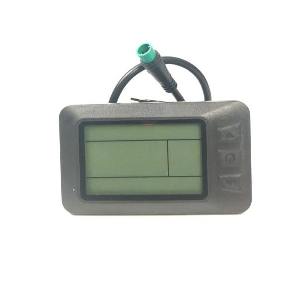 Electric Bike Intelligent Display 24V 36V 48V KT- LCD7 Control Panel with USB Function