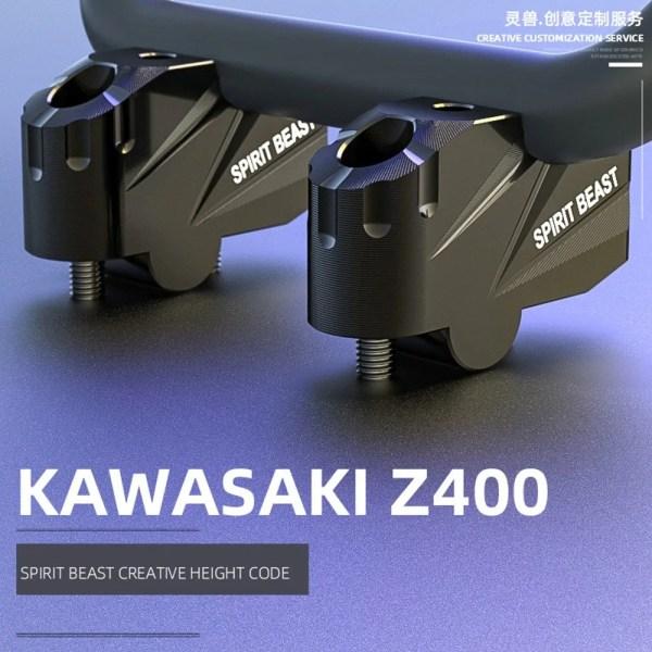Motorbike Handlebar Heightening Code for Kawasaki Z400 Motorcycle Refitting Parts
