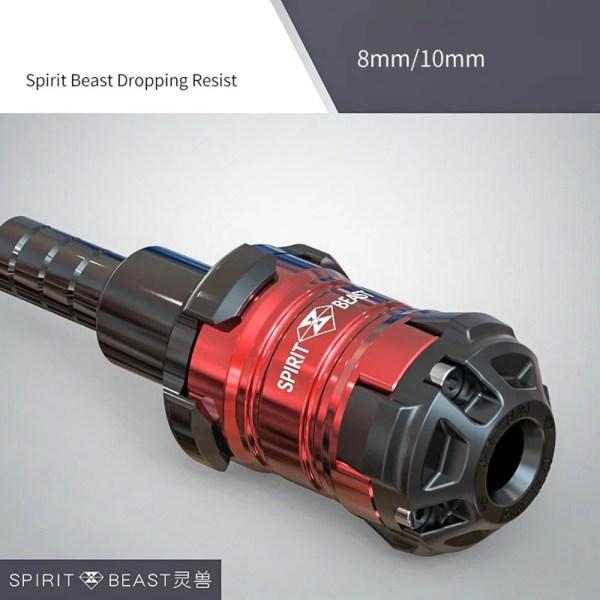 Spirit Beast Motorbike Dropping Resist Motorcycles Frame Sliders Protection
