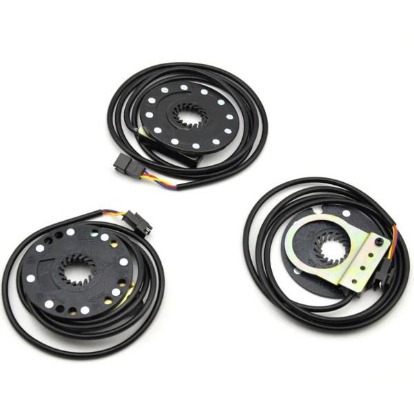 DIY Ebike Modified Parts Power Pedal Assist assistant Sensor PAS