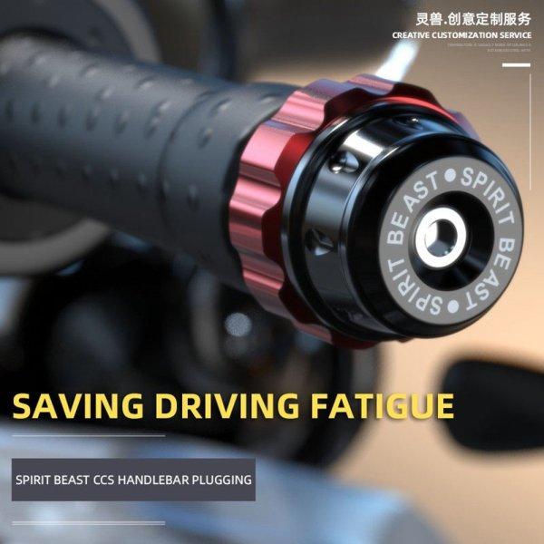 Motorcycle Throttle Fixed Speed Handlebar Plug Motorbike Universal Modification Speed Cruise