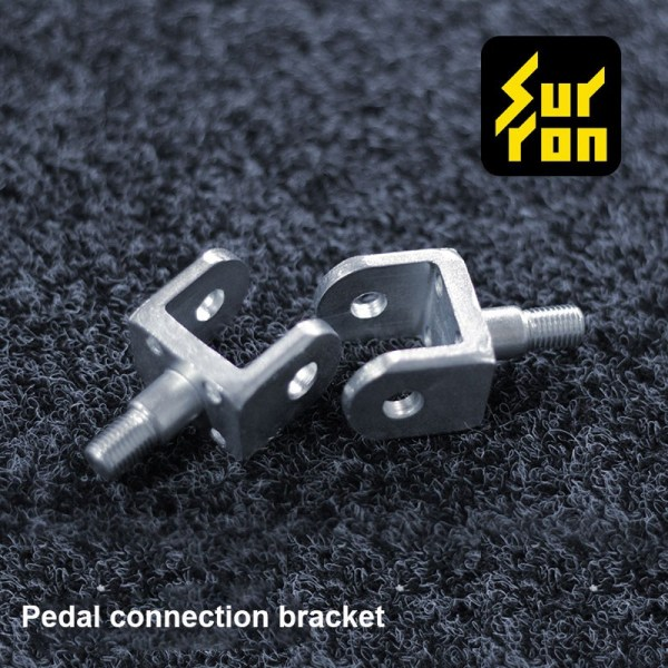 SUR RON Light Bee and Light Bee X Foot Accessories Pedal Connection Bracket