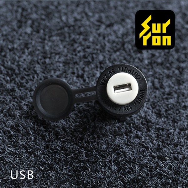 SUR RON Light bee X Off-road Electric Motocross Accessories USB Port