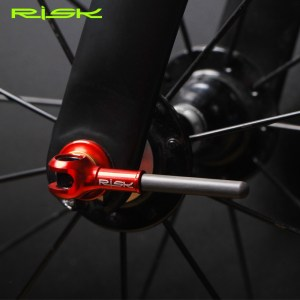 Road Bike MTB Titanium QR Skewer Lever Bicycle Cycling Wheel Hub Quick Release