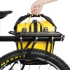 Waterproof Bike Pannier Bag Cylcing Portable Bicycle Rear Rack Tail Seat Trunk Pack