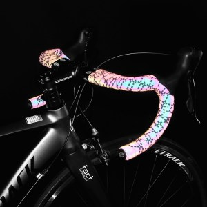 Bicycle Reflective Shockproof Handlebar Tape EVA Bike Bar Tapes Grips