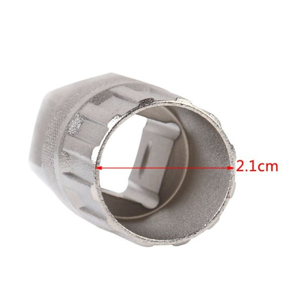Bicycle Accessories Freewheel Remover Fly Sleeve Tool Cassette Freewheel Installation Tool