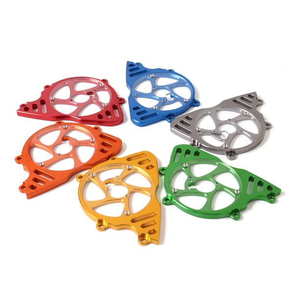 Motorcycle Front Sprocket Chain Guard Cover For KAWASAKI Z1000 2010-2017