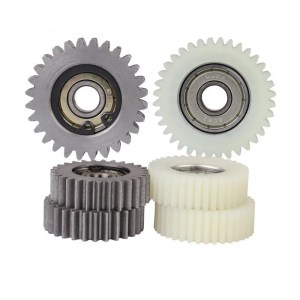 Electric Bicycle Hub Motor Gear Planetary Gear Nylon Steel Gear 28T 36T XF07 XF08