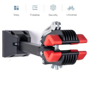 Bike Wall Mount Indoor Storage Rack MTB Road Bike Rack Holder Garage Maintenance Hanger