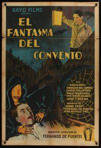 Poster do filme O Fantasma do Convento