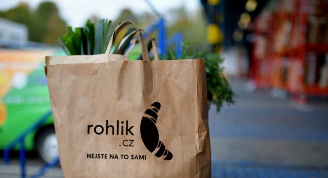 Český internetový obchod Rohlik.cz (foto Rohlik.cz)