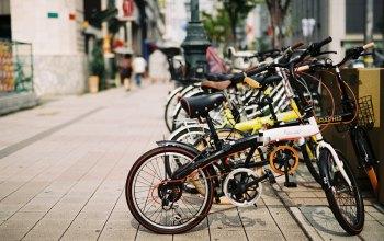 Čekající kola (foto Halfrain/Flickr)