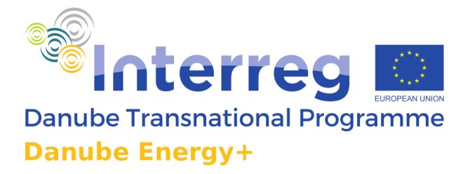 Logo Danube Energy+ (foto Danube Energy+)