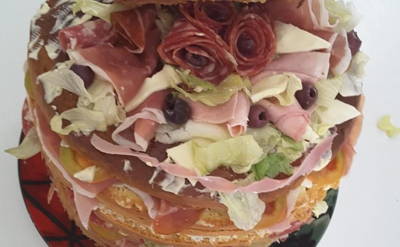 Pan Canasta: quel panettone salato goloso, stuzzicante, invitante