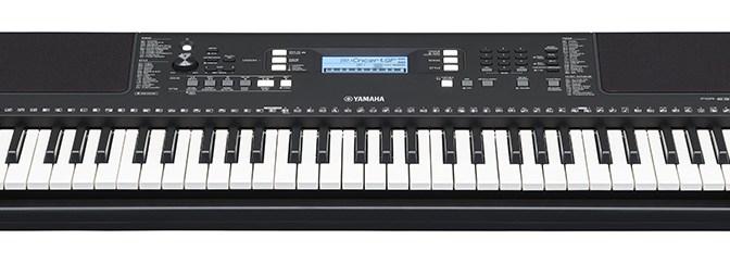 Yamaha Presents The New PSR-E373 And PSR-EW310