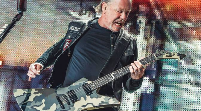 Metallica's All Within My Hands foundation donates $250,000 to US wildfire relief efforts