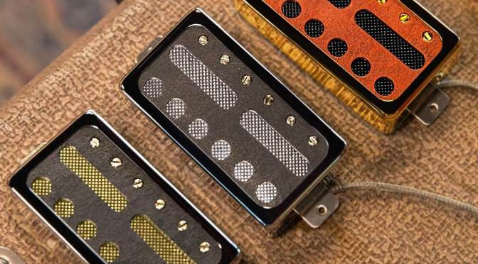 Lollar announces the Novel Foil pickup, drop-in replacements for humbuckers