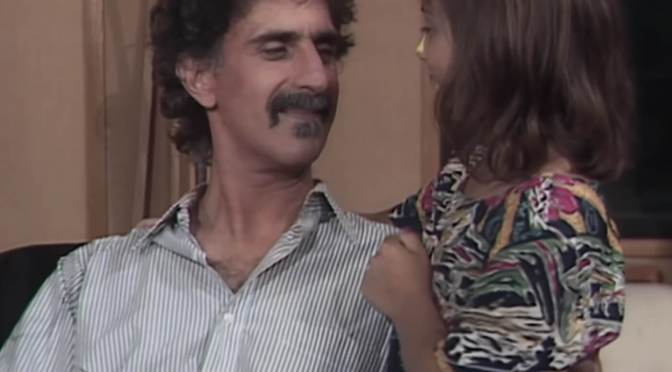"""Frank Zappa documentary explores the """"private life"""" of the musical iconoclast"""