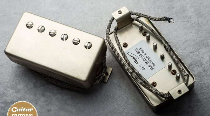Review: Cream T Pickups Billy F Gibbons WhiskerBuckers