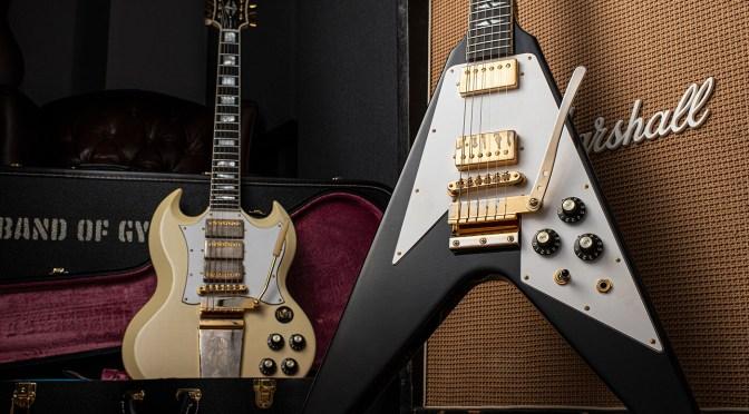 Gibson head of product development Matt Koehler talks Jimi Hendrix models