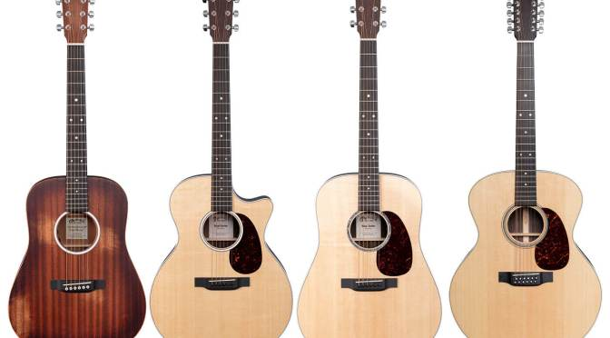 Martin reveals new 12-string, compact and ziricote models for 2021