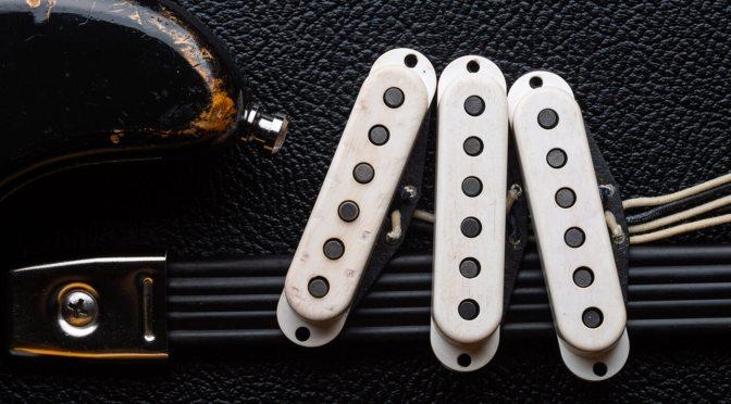 "Seymour Duncan teams with Joe Bonamassa for the ""Bonnie"" Stratocaster pickup set"