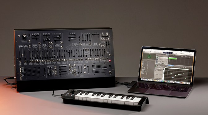 ARP 2600M Synthesizer Announced