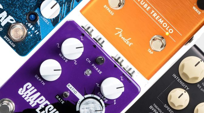 The best guitar pedals to buy in 2021: 15 best tremolo pedals