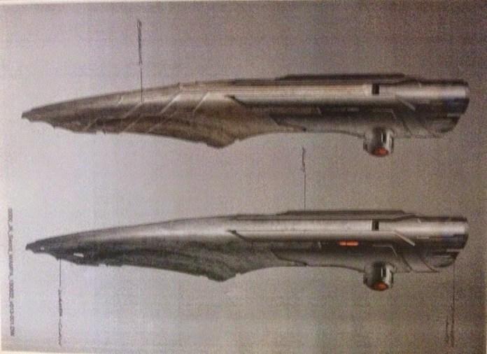 Questa potrebbe essere la spada usata dall'Inquisitore.