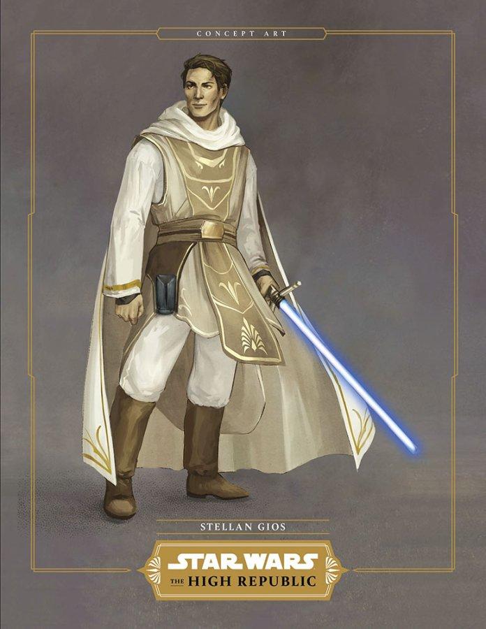 Stellan Gios Light of The Jedi