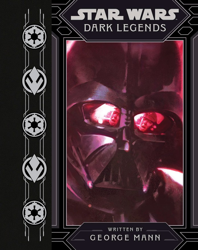 La copertina di Star Wars: Dark Legends