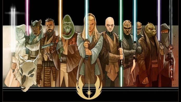 The High Republic Jedi