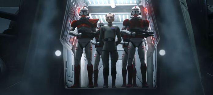 The Bad Batch Tarkin Clone Shock Troopers