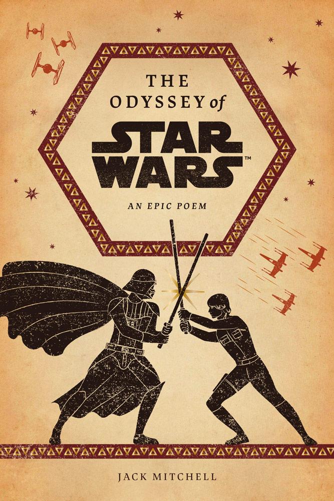 The Odissey of Star Wars copertina