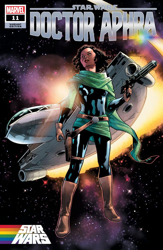 Star Wars Doctor Aphra variant