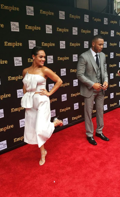 Trai Byers Grace Gealey