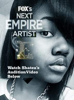 Shatea F's Contest Audition