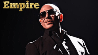 Cast of Empire TV Show Pitbull