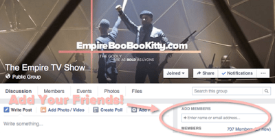 Empire Fox Giveaway