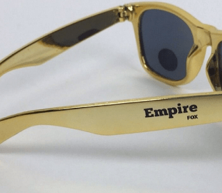 Empire Fox Sunglasses