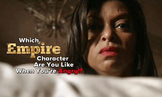 Empire Fox Anger Quiz