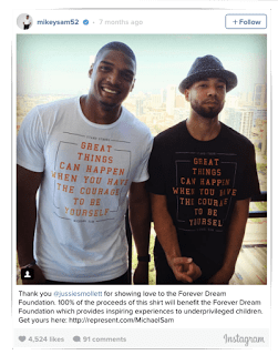 Is Jussie Smollett Engaged?
